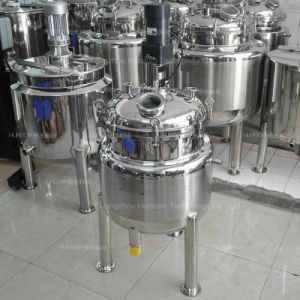 Perfume Making Machine Stainless Steel Chemical Reactor Vessel pictures & photos