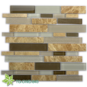 Living Room Mosaic Tile (TG-OWD-875) pictures & photos