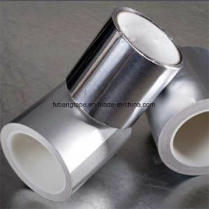 50mm Width Reinforced Supply Refrigerator and Air-Conditioner Self Adhesive Aluminum Foil Tape pictures & photos