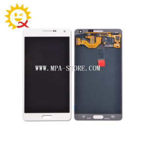 LCD Touch Screen Digitizer for 2015 Edition Galaxy A7 White pictures & photos