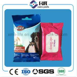 Disposable Nonwoven Wet Wipes Pet Wet Wipes pictures & photos