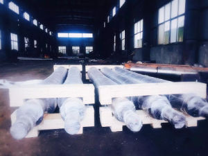 Alloy Steel Power Forged Shaft pictures & photos
