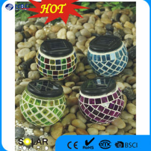 Nbc-9101 ABS and Glass Material High Quality Solar Glass LED pictures & photos