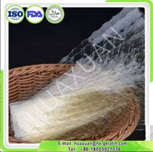 Hot Sale Food Grade Leaf Gelatin pictures & photos