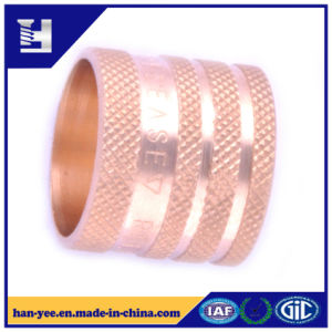 Thumb Nut Sleeve Tube Brass Connector pictures & photos