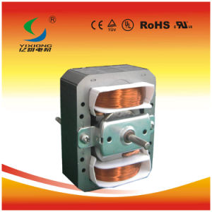 Shaded Pole 110/220V Fan AC Motor with Ce TUV for Home Appliance pictures & photos