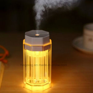 Mini USB Exquisite Aroma Diffuser Humidifier with LED Night Light pictures & photos