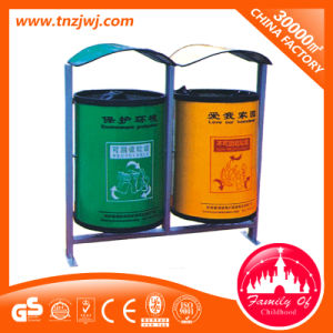 Wholesale Street Waste Bin Outdoor Dustbin pictures & photos