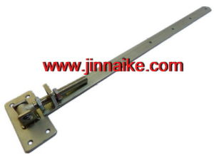 Long Steel Flat Gate Hinge Yellow Galvanized pictures & photos