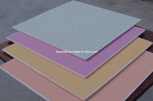 Colorful Gypsum Ceiling Tile pictures & photos