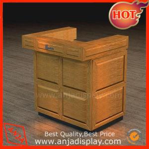 Shop Counter Desk Wooden Furniture Cashier Desk pictures & photos