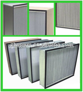 H13 Metal Frame Absolute HEPA Filter pictures & photos