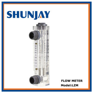 Acrylic Plastic Panel Water Flow Meter, Air Flow Meter