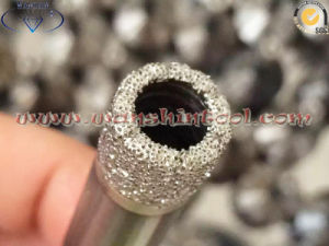 Porcelainware Dry Drill Bit Diamond Drill Bit Diamond Tool pictures & photos
