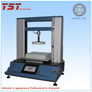 ASTM D3574 Polymeric Material Foam Hardness Test by Indentation Technique -Foam Ild Tester pictures & photos