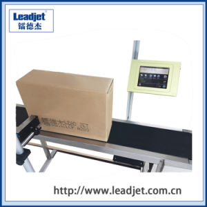Leadjet A200 Large Character Inkjet Printer for Bag pictures & photos