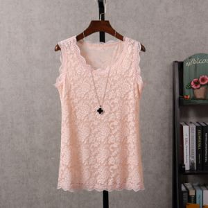 High Quality Lace Condole Belt Vest of Lady pictures & photos