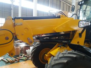Haiqin New Strong Telescopic Boom Loader (H928T) with Ce pictures & photos