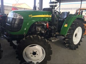50HP 55HP 60HP Farming Agriclture 4WD Tractor for Kenya Congo Africa pictures & photos