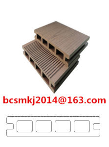 New Design Anti-Skating WPC Decking for Swimming Pool (HY135H25B)
