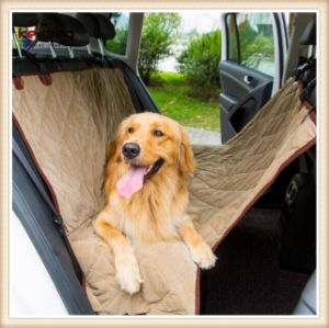 High Quality/Waterproof Dog Car Seat Cover /Hammock Style/Pet Car Accessories (KDS010) pictures & photos