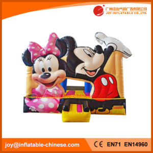 2017 Hot Sale Inflatable Mouse Moonwalk Jumping Bouncer (T1-510) pictures & photos