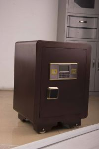 Laser Cutting 3c Electronic Safe for Home and Office Use pictures & photos