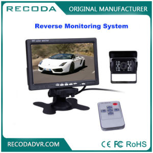 High Resolution 2.0 MP Vehicle Reverse Camera Monitoring System pictures & photos