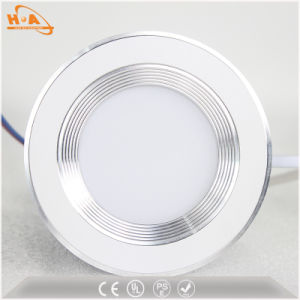 3W 5W COB LED Ceiling Down Light with IC Driver pictures & photos