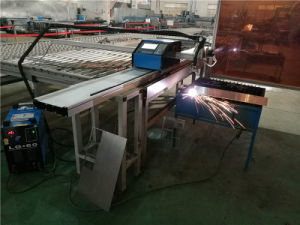 Portable China CNC Plasma Cutting Machine pictures & photos