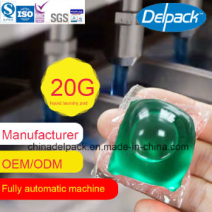 OEM&ODM Laundry Liquid Detergent Pod, Concetrated Washing Liquid Laundry Detergent Pod, Washing Soap, Liquid Detergent Pod pictures & photos
