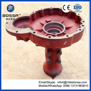 Sand Casting Iron Used for Tractor Parts, Wheel Hub, Axle Casing, Support, Bracket etc pictures & photos