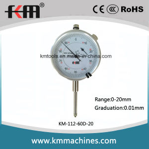 0-20mmx0.01mm Dial Indicator Professional Supplier pictures & photos