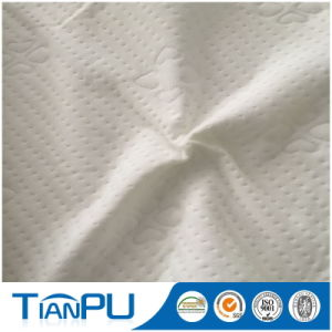 220cm Width Knitted Jacquard Mattress Ticking pictures & photos