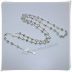 Beautiful 8mm High Quality Metal Beads/Beads Rosaries/Religious Jewelry (IO-cr396) pictures & photos