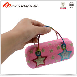 Cheap and Beatiful Children′s Belt Glasses Case pictures & photos