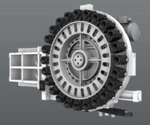 Top Quality China CNC Automatic Milling Machine EV850L pictures & photos