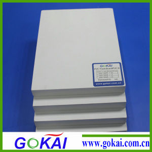 White Hard 3mm PVC Celuka Board for Furniture pictures & photos