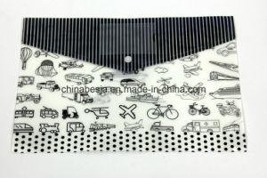 Bj-6102 Offset Print File Bag, Offset Print Poly Envelopes, China File Bag, China Snap Envelopes, Manufacturer of Poly Envelopes in China pictures & photos