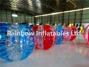 Human Soccer Bubble Ball, Inflatable Body Bump Ball pictures & photos