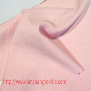Polyester Fabric Dyed Fabric Chemical Fabric Jacquard Fabric for Woman Dress Coat Home Textile pictures & photos