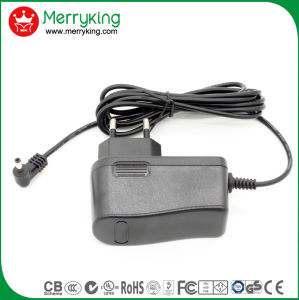 15.6W Universal AC/DC Adapter for 24V650mA Switching Power Adapter Black Ce Cert pictures & photos
