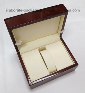 Kingly Independant Watch Box Wholesale Low Price Wooden Box pictures & photos