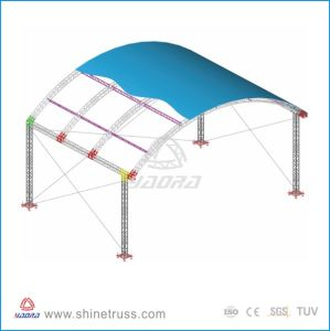 Stage Truss with Roof, Aluminum Truss System pictures & photos