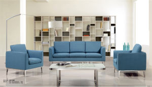 New Design Living Room and Office Furniture Leisure Fabric Sofa pictures & photos