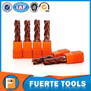 Good Performance HRC55 Carbide Flat Milling Tool pictures & photos