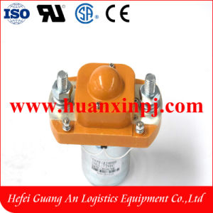 High Quality 72 V Zj Series DC Contactor Zj400d pictures & photos