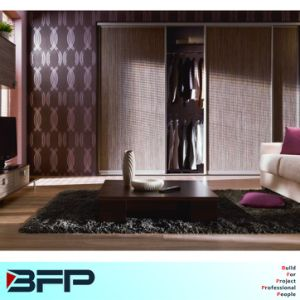 Built in Wooden Sliding Wardrobe Customize pictures & photos