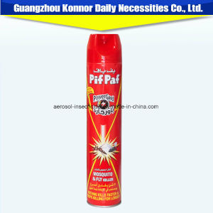 Home Use Aerosol Insecticide Spray Pest Control Killer pictures & photos