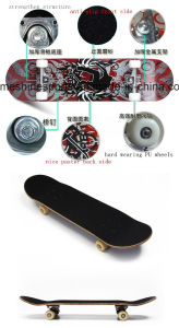Maple Wood Old School Skateboard for Outdoor Sports pictures & photos